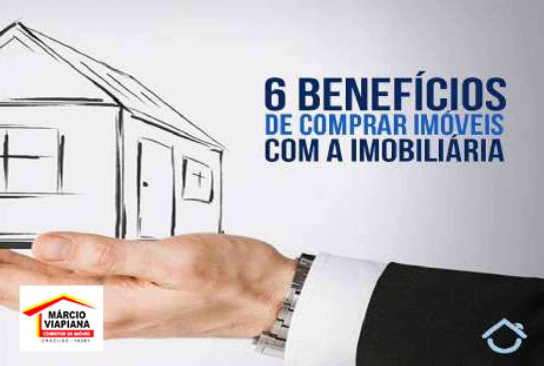6 Benefícios de Comprar Imóvel com a Imobiliária